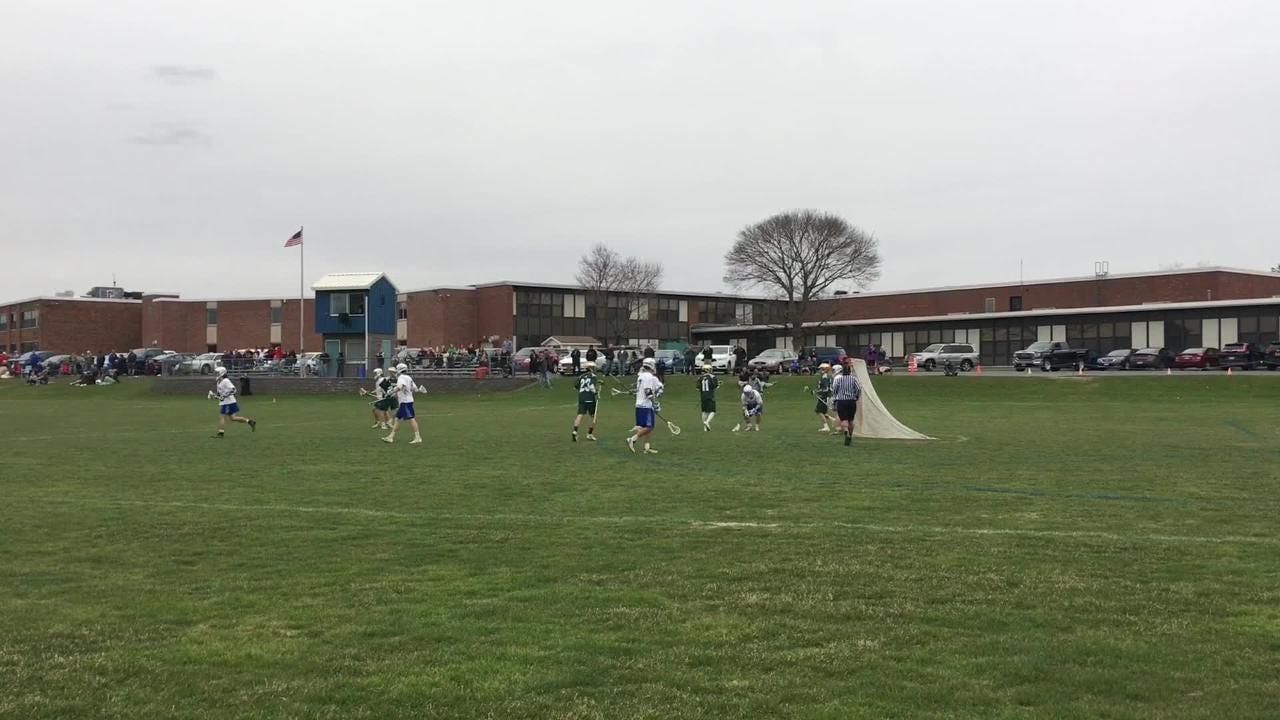 Video: Bender's late goal helps Vestal top Horseheads in boys lacrosse