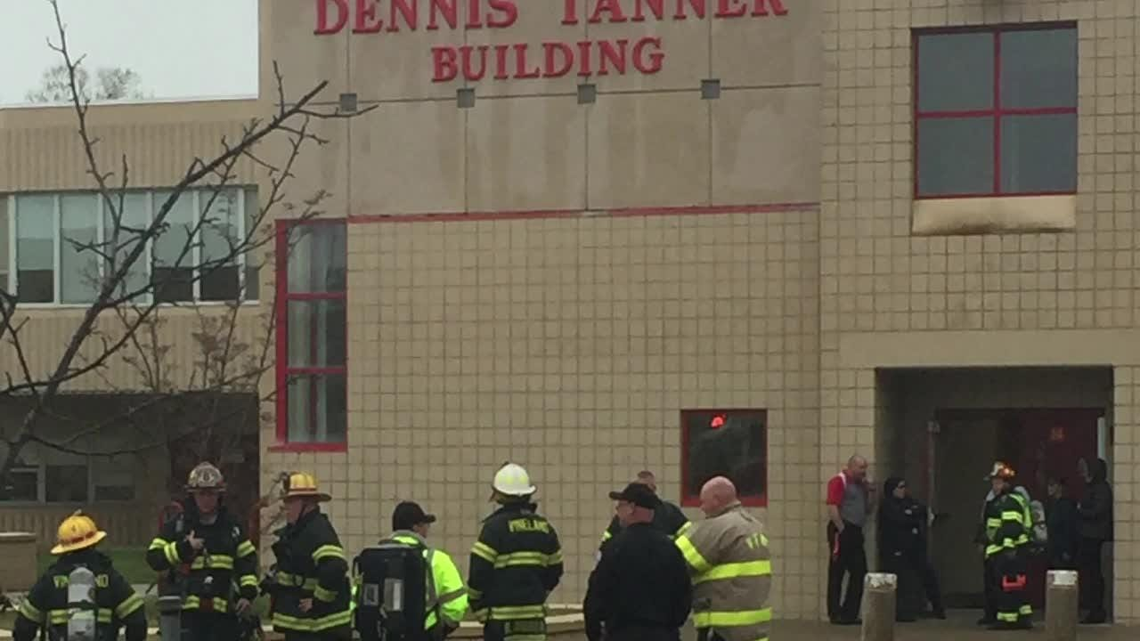 Alarm brings firefighters to Vineland High North