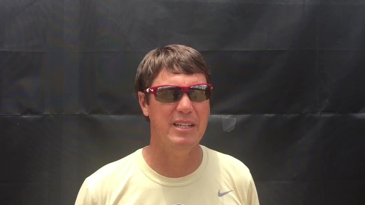 Watch it: FSU men's tennis coach Dwayne Hultquist previews the ACC Tournament