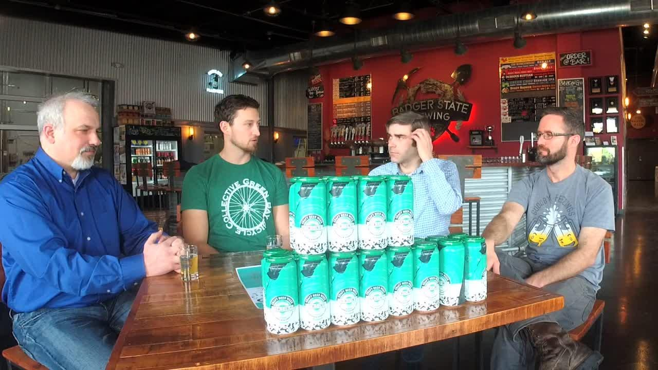 Craft Beer Week returns to Green Bay May 14. The area's craft brewers have teamed up once again for a collaboration brew.
