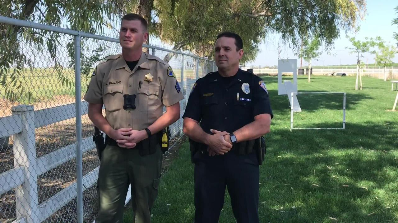 The Sierra K-9 Trials will be held from 8 a.m. to 4:30 p.m. on Saturday at Central Valley Christian High School in Visalia