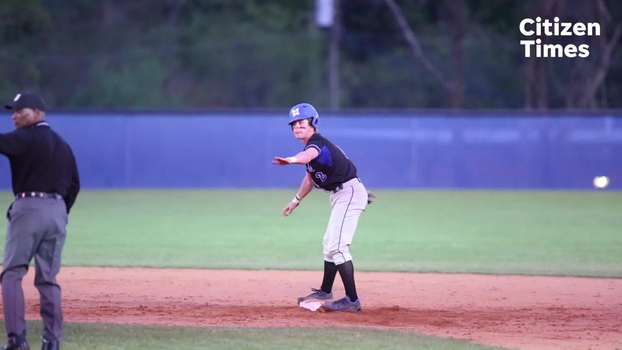 Brevard baseball hosts Smoky Mountain