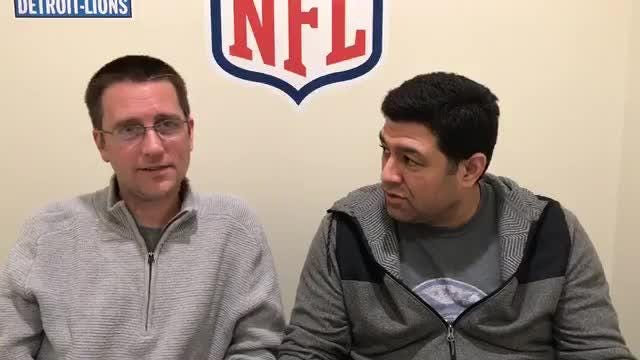Free Press sports writers Dave Birkett and Carlos Monarrez analyze what the Detroit Lions did on Day 2 of 2018 NFL draft Friday, April 27.