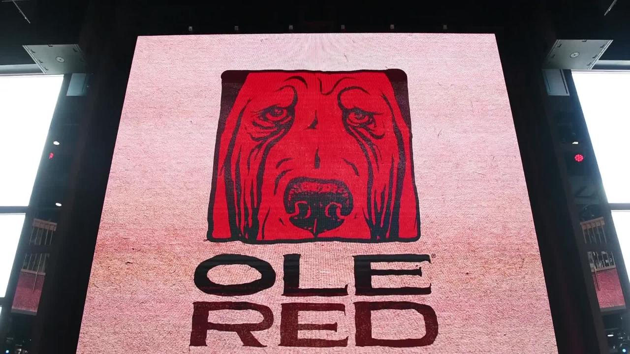 Take a peek inside Ole Red Honky Tonk, Ryman's newest business venture at the corner of Third and Broadway