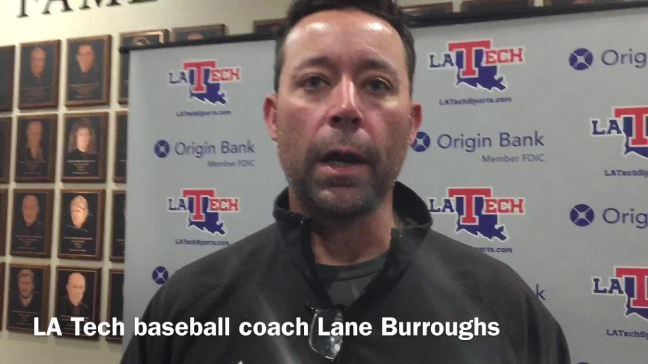 Louisiana Tech baseball coach Lane Burroughs dissects how his offense has maintained its consistency all season.