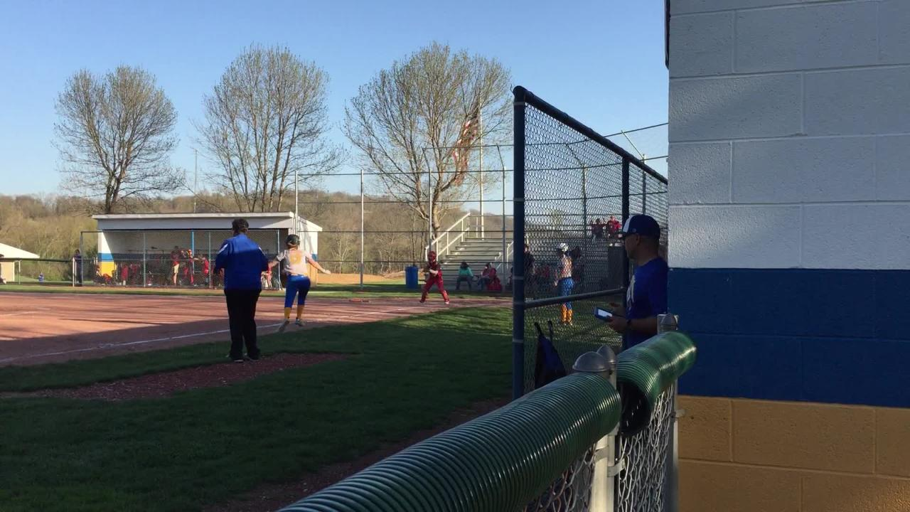 Philo forced extra innings then wins it in the ninth, topping Sheridan 6-5.