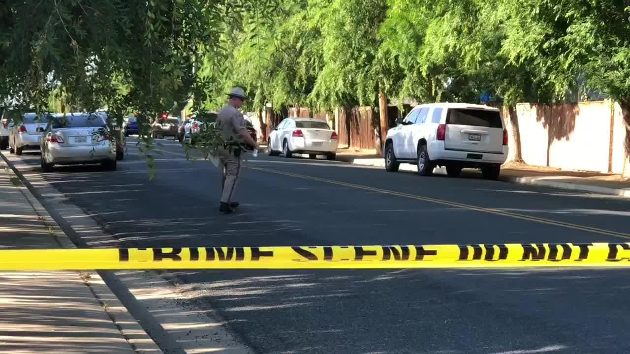 Tulare County sheriff's detectives are investigating an officer-involved shooting that happened in Orosi.