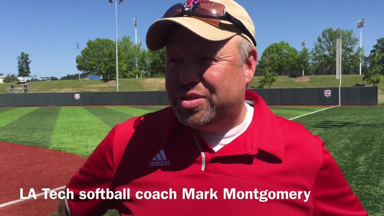 Louisiana Tech softball coach Mark Montgomery recalls the first time he saw Morgan Turkoly play as an eighth-grader.