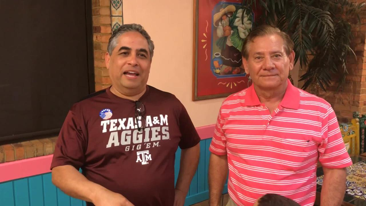 Samuel Garcia and Billy Enriquez talk about their history-making victories in two Abilene Independent School District trustee races