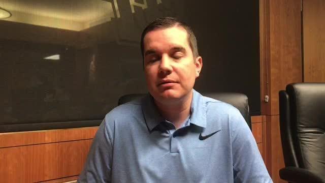 Matt Insell on expectations for MTSU women's basketball