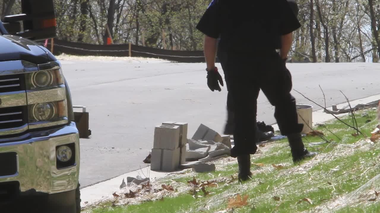 Michigan State Police's bomb squad was called to investigate a possible pressure cooker bomb in Green Oak Township.
