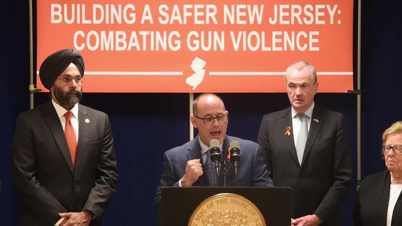 Smart guns could come to New Jersey under new law signed by Phil Murphy