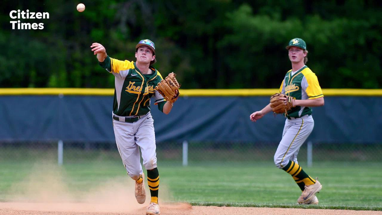 Christ School defeated Covenant Day 10-0 in five innings in their home playoff game on Tuesday, May 8, 2018.