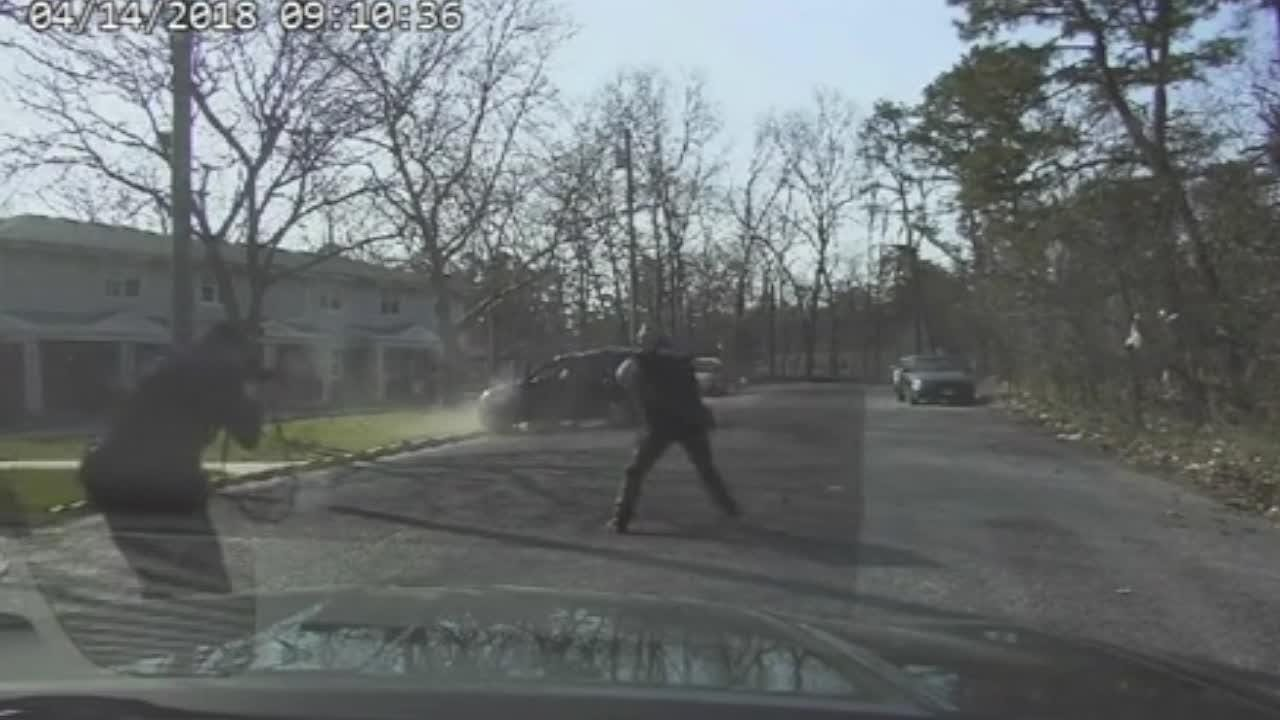 Footage from Millville Police Department police cruiser captures shooting death of Jose Pietri on April 14.
