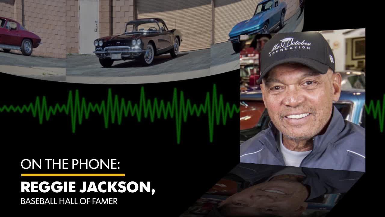 Reggie Jackson brings classic rides to Indianapolis
