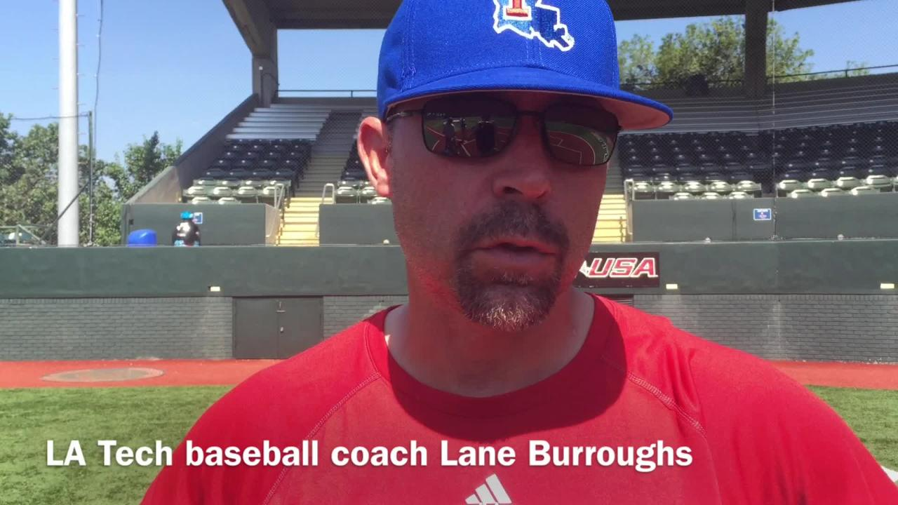 Louisiana Tech head baseball coach Lane Burroughs dissects Southern Miss and the impact the series will have on the Bulldogs going forward.