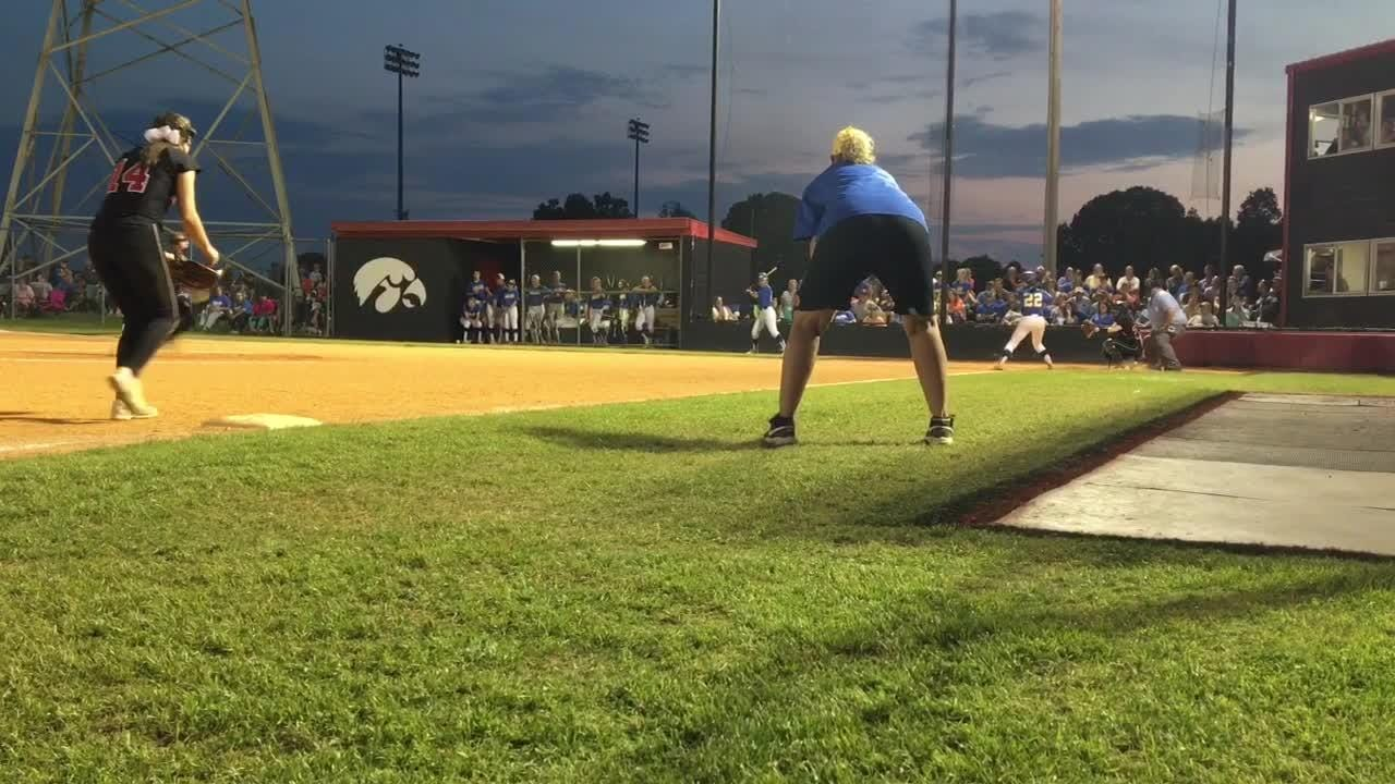 Highlights from McNairy Central's 2-0 win over South Side in the District 14-AA Championship game on May 10, 2018.