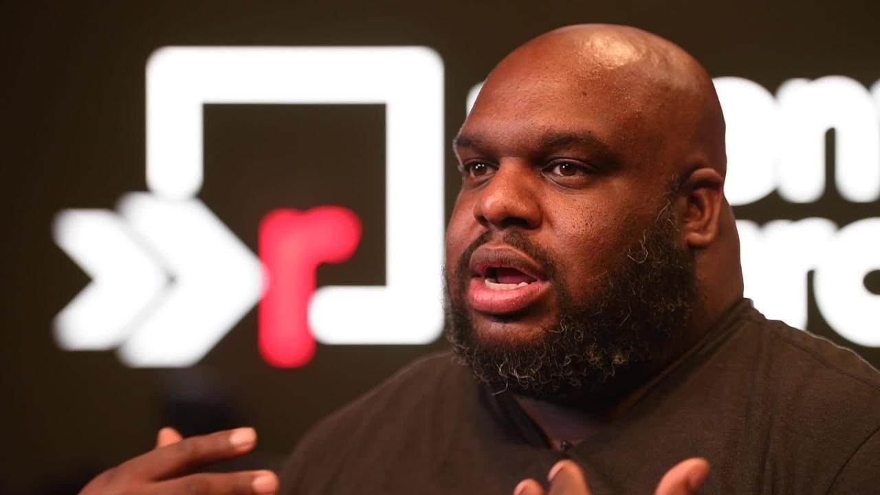 Relentless Church Pastor John Gray describes his preaching style