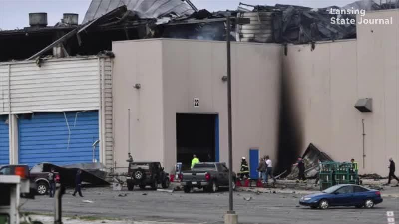 Listen to the calls to Eaton County Dispatch during the Meridian Magnesium fire.