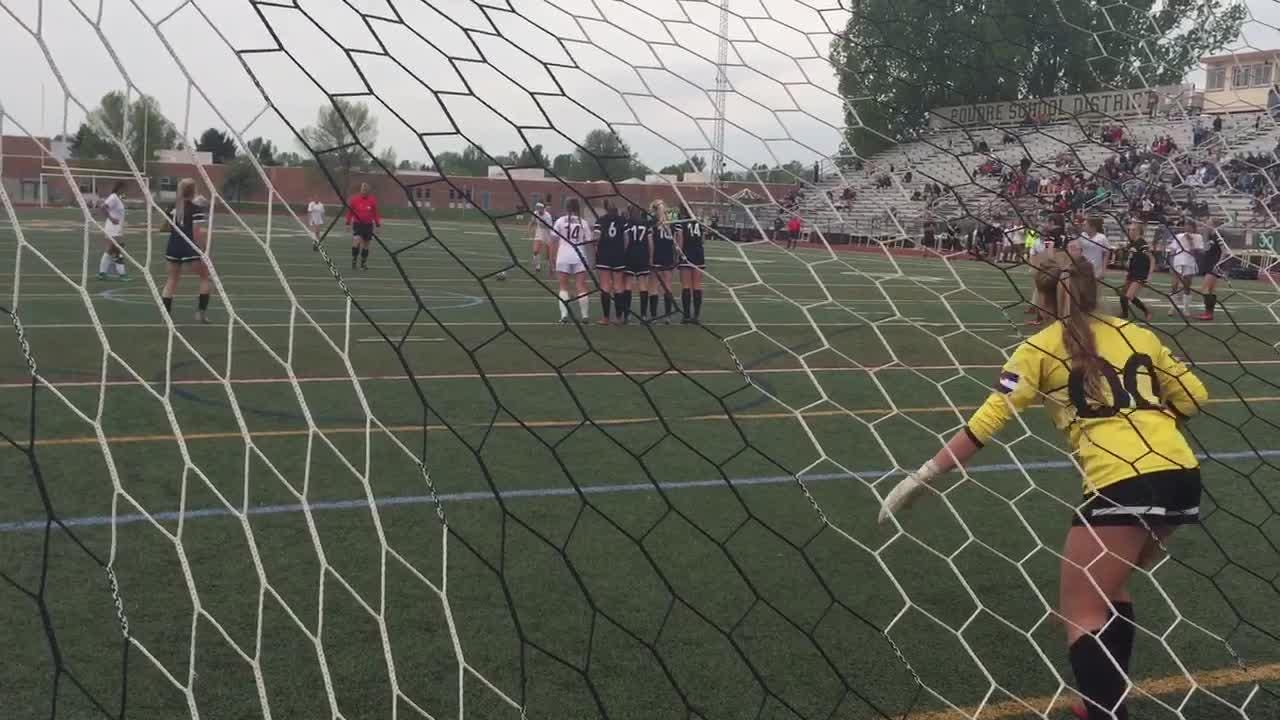 The Lobos practiced free kicks religiously and hit paid off.