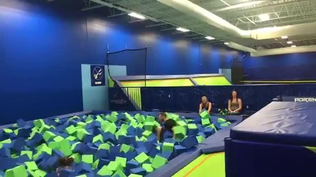 Adrenaline Entertainment Center in West Manchester Township held its grand opening on May 12, 2018.