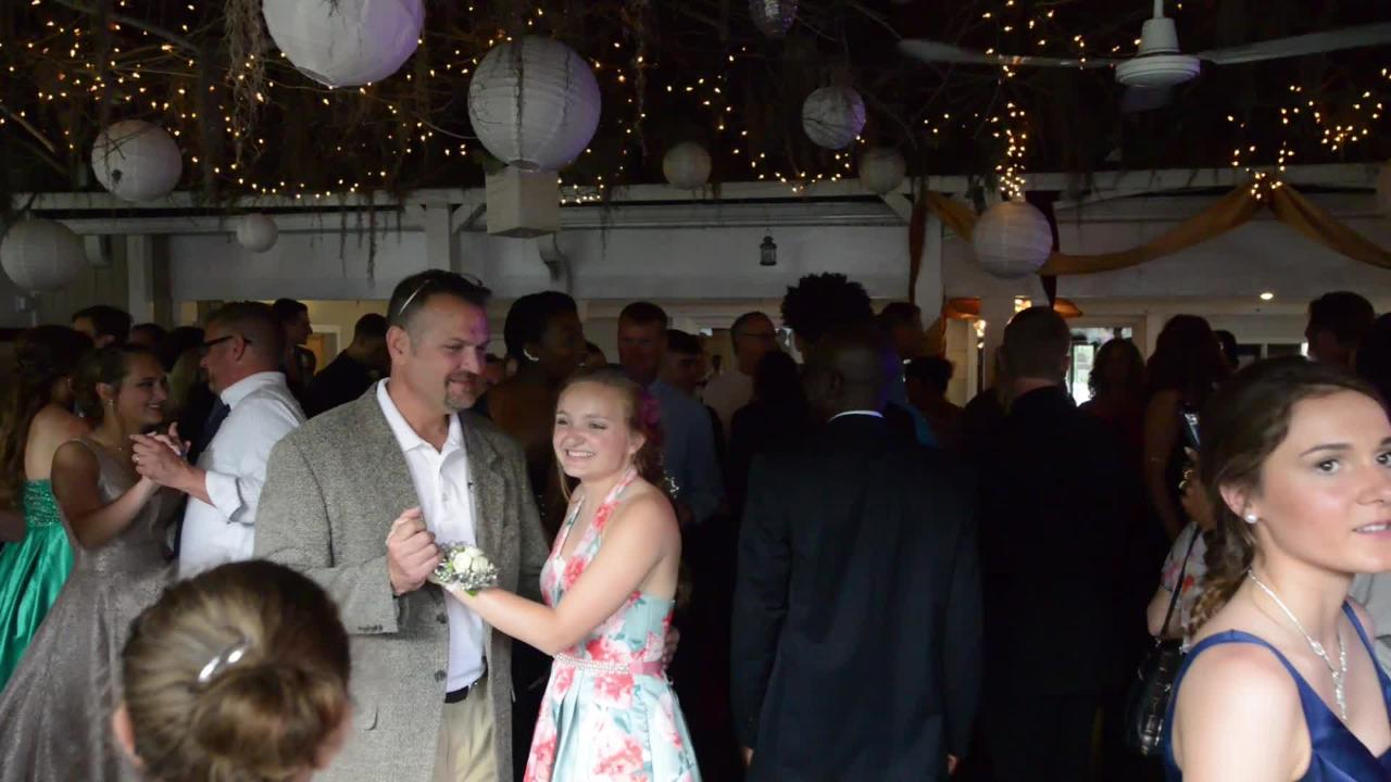 Fairfield Christian Academy's spring formal was held Saturday night, May 12, 2018, at Cheers Chalet in Lancaster.