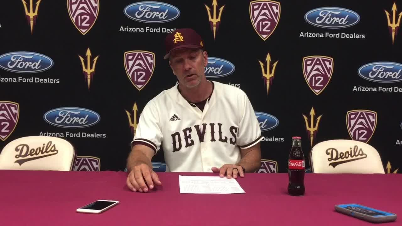 ASU coach Tracy Smith calls Sunday's loss to Pacific among the most disappointing in his four seasons at ASU.