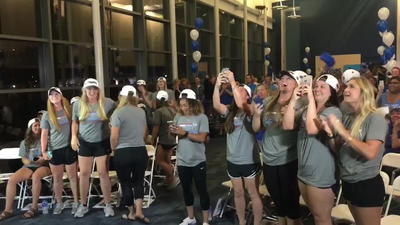 MTSU softball learns it's headed to Tuscaloosa for NCAA regional