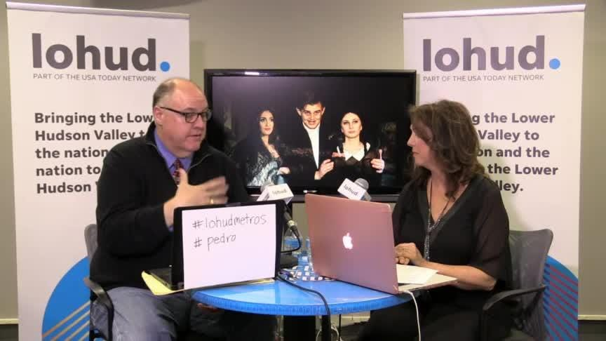 Producer Danielle Rudess and lohud's Peter D. Kramer announce the nominations for the 20th annual Metro Awards during a live video show at The Journal News Monday, May 14, 2018