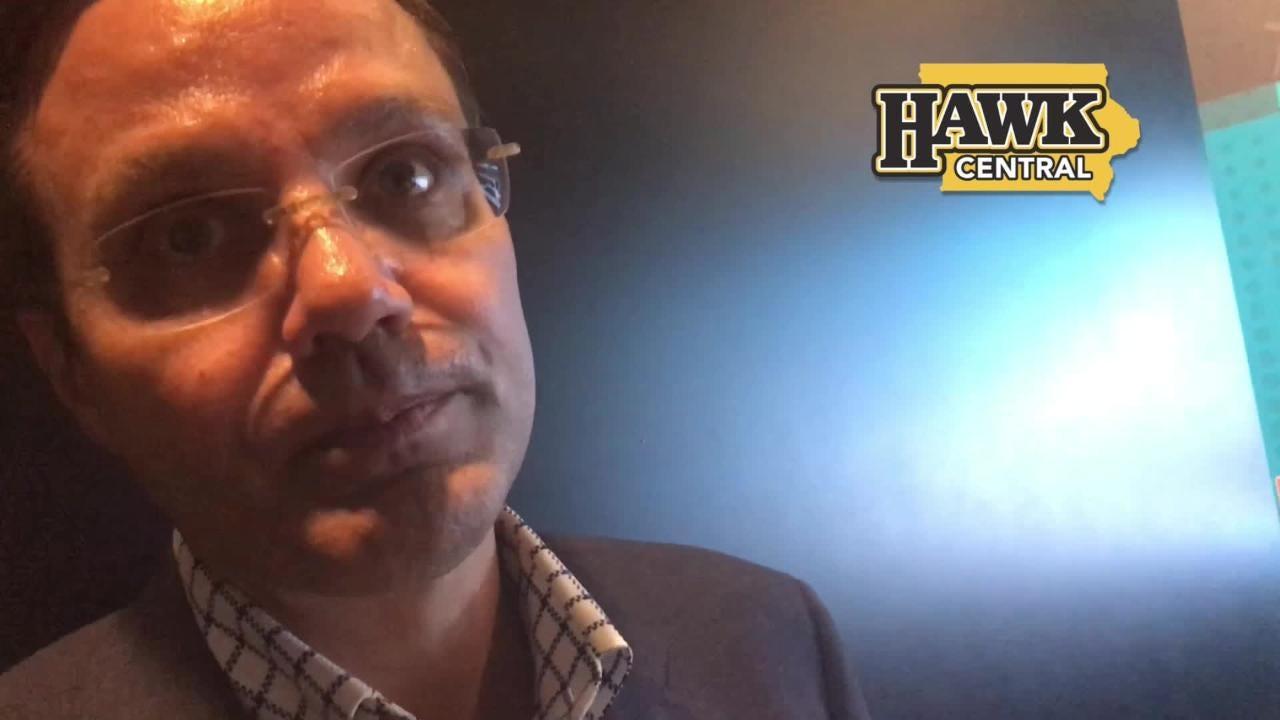 Hear why Nebraska basketball coach Tim Miles wants to play Iowa twice each winter