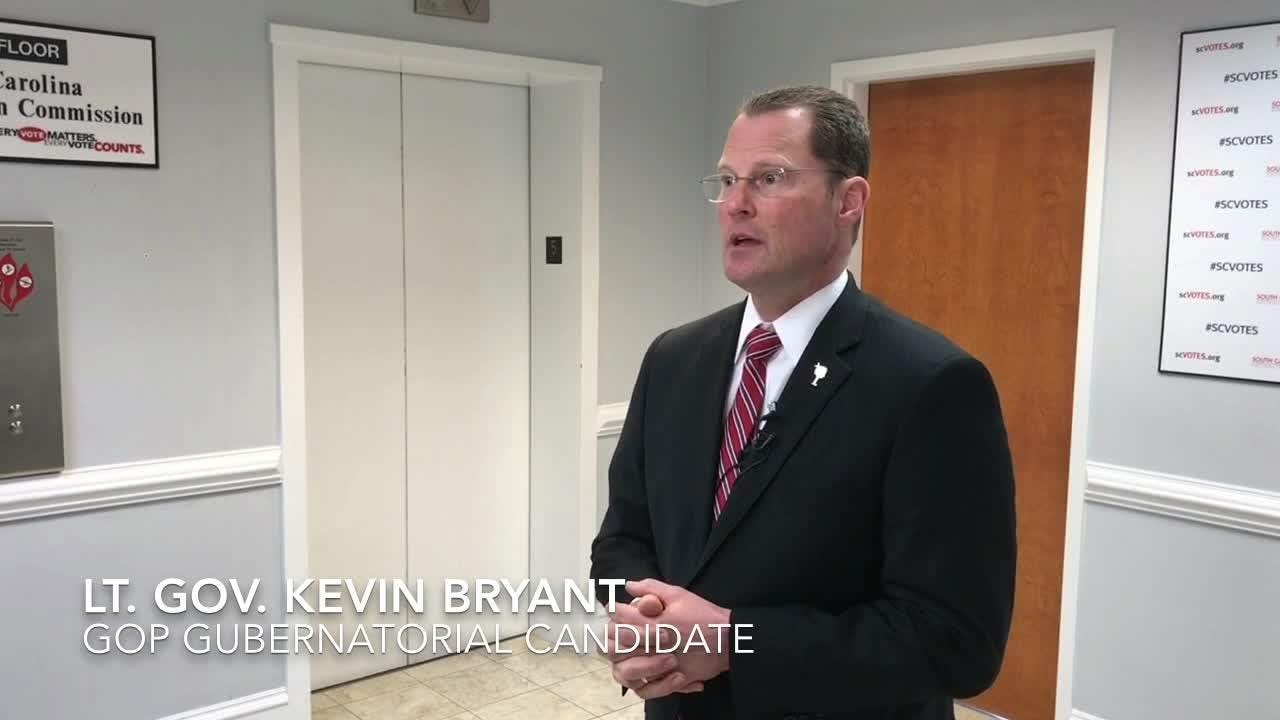 Lt. Gov. Kevin Bryant explains why he hasn't chosen a running mate in his quest for the GOP nomination for governor.