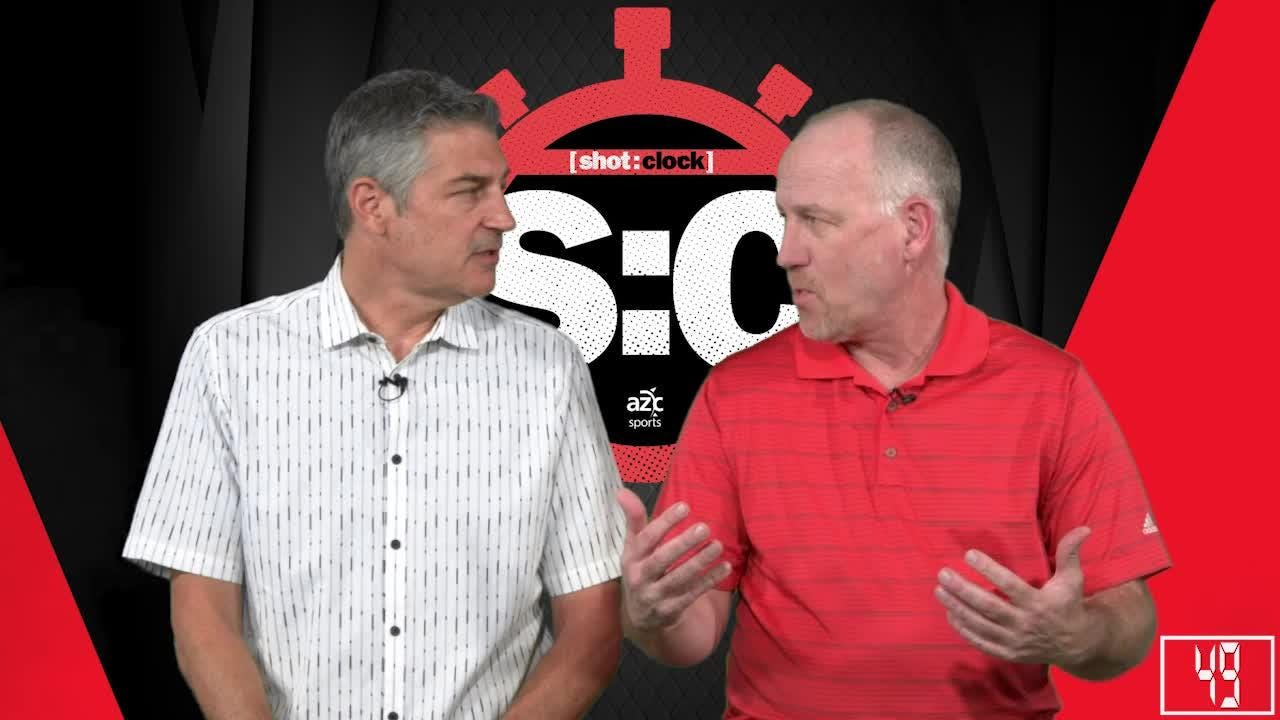 Jay Dieffenbach and Kent Somers talk Suns and Cards and NBA playoffs.