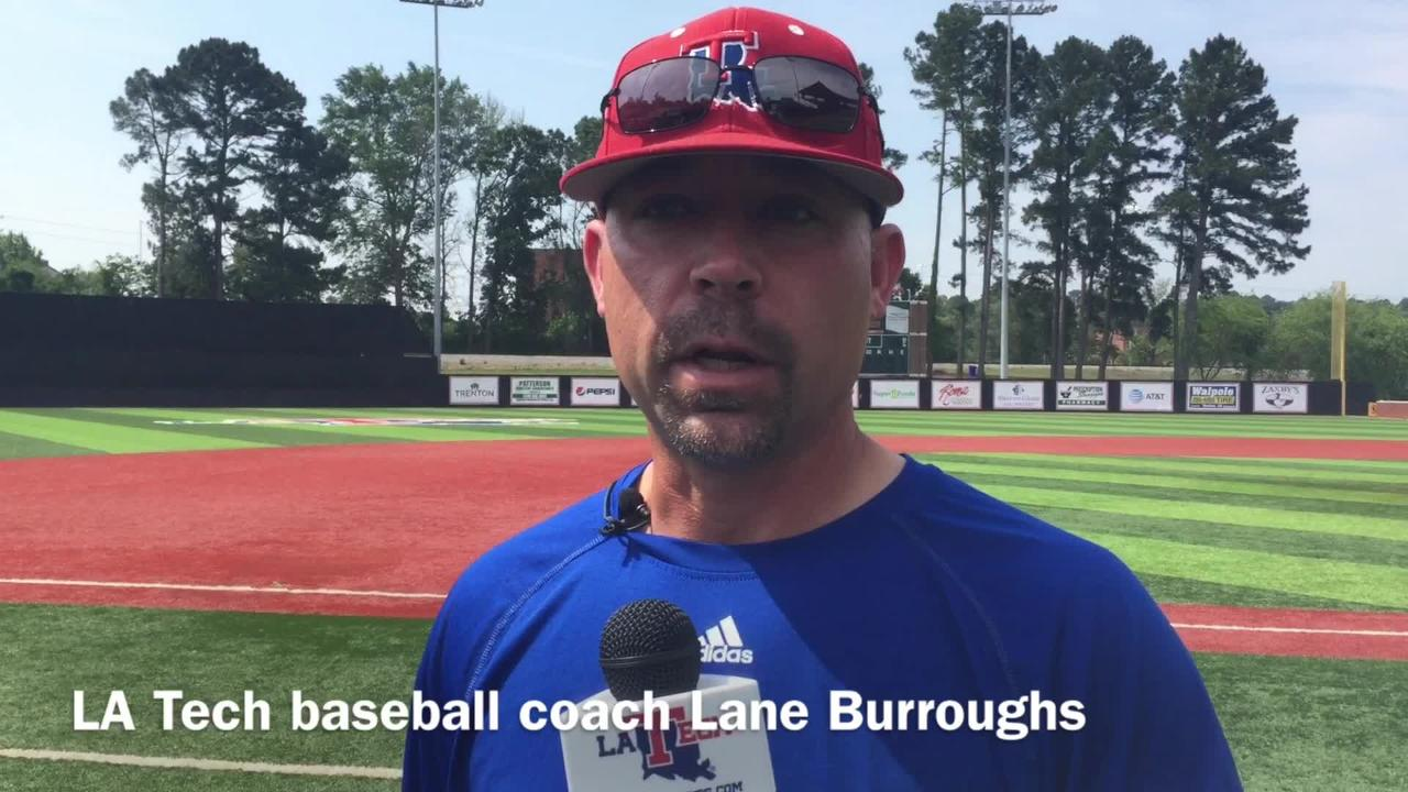 Louisiana Tech baseball coach Lane Burroughs explains importance of freshmen Taylor Young, Steele Netterville's impact on this year's team.