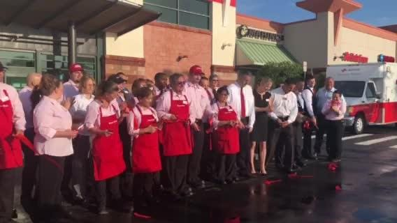 More than eight months since Hurricane Irma, the storm-damaged supermarket reopened in Naples with a new look.