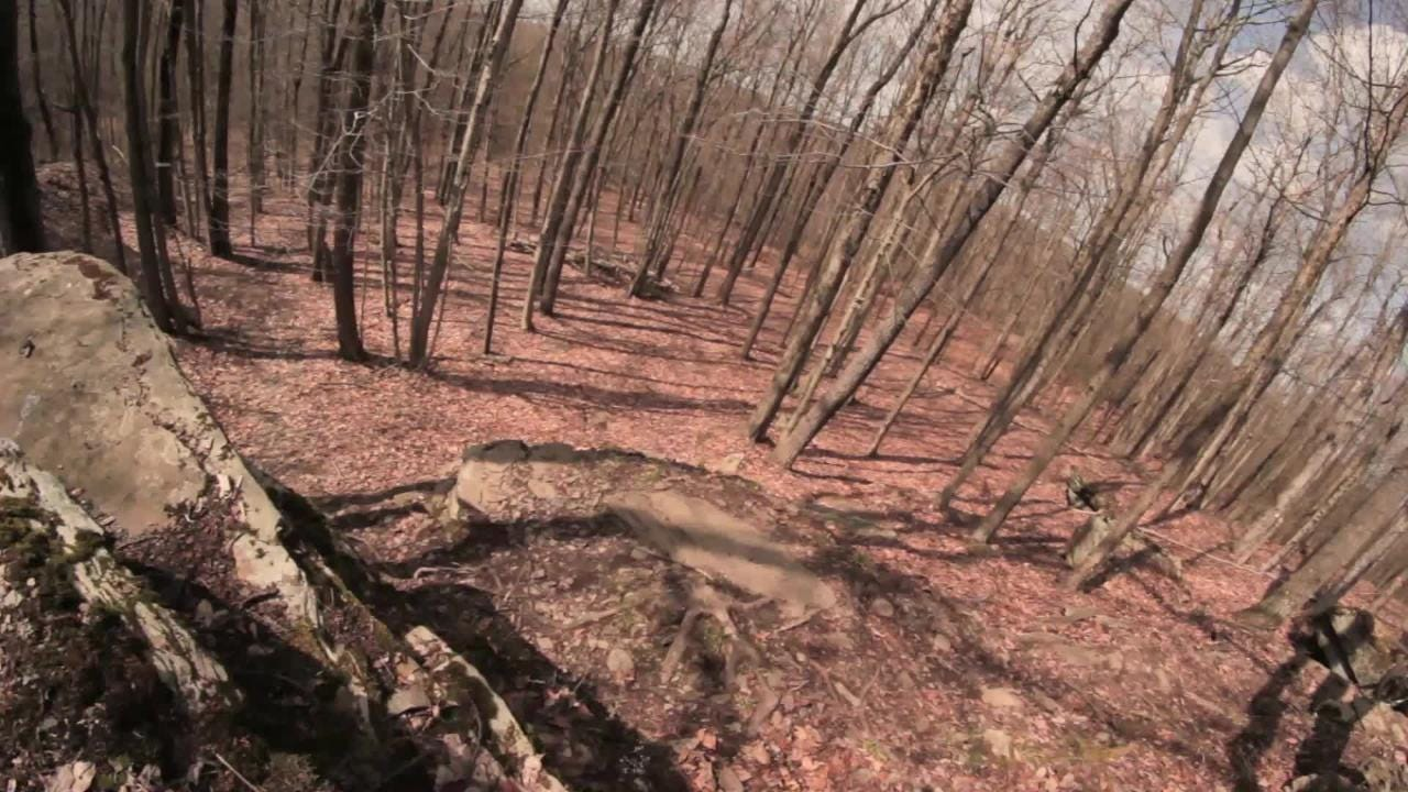 The former ski hill, now Aqua Terra Wilderness Area, will be the featured stop May 20, 2018 on the Eastern States Cup mountain bike race circuit.