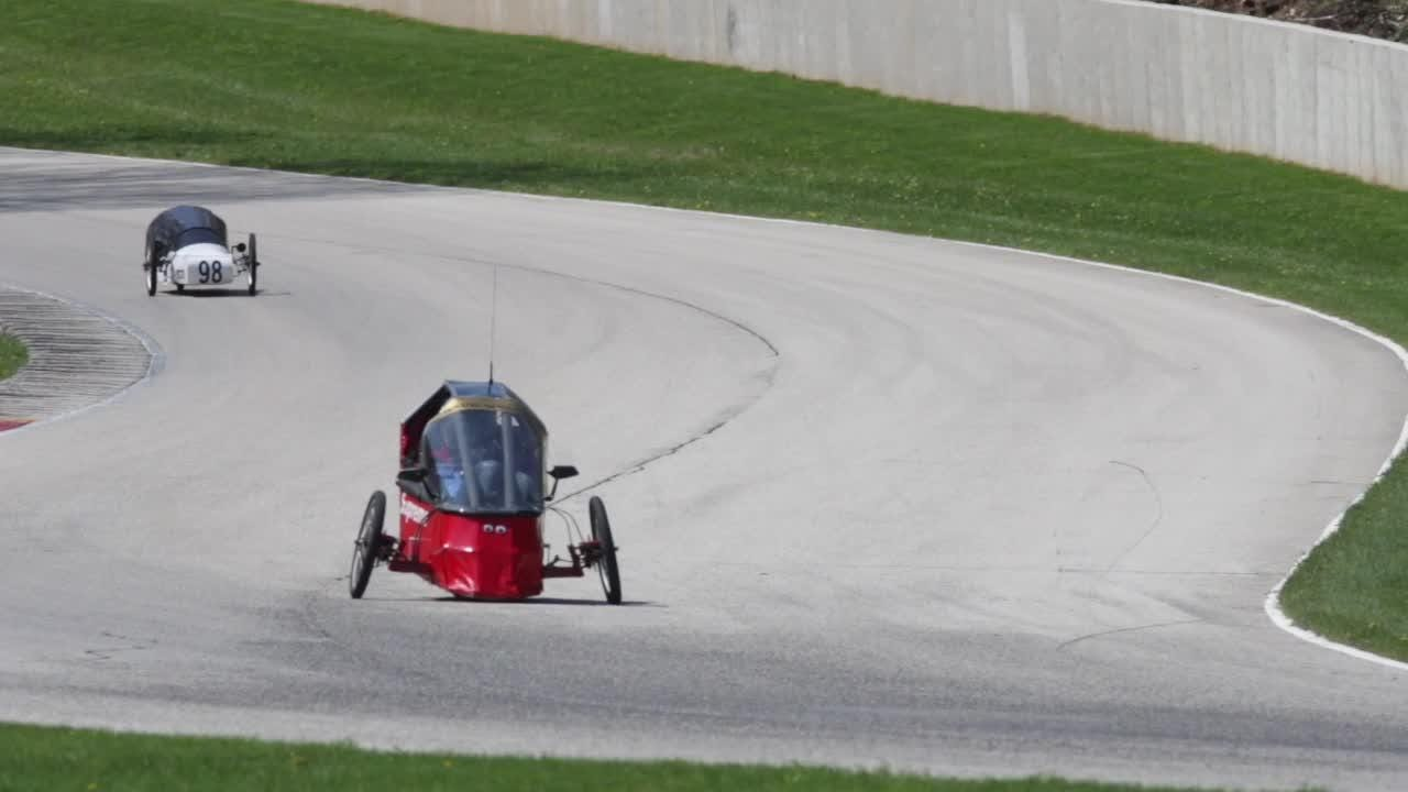 ChallengeUSA's Electrathon and Wisconsin Supermileage event at Road America helps foster innovation with technology.