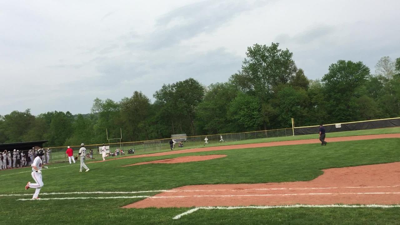 Ridgewood topped Hiland 4-2 to win the Division III district baseball title on Wednesday.