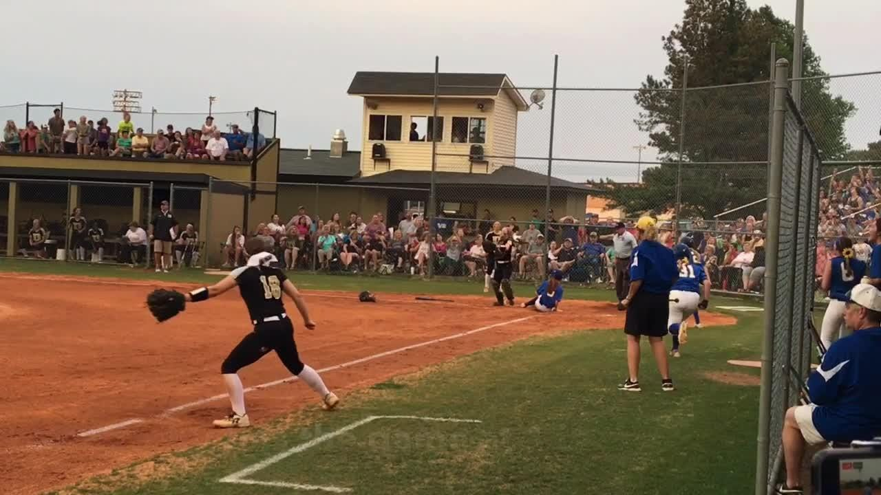 Highlights from McNairy Central's 2-1 win over Dyersburg in the Region 7-AA championship game on May 16, 2018.