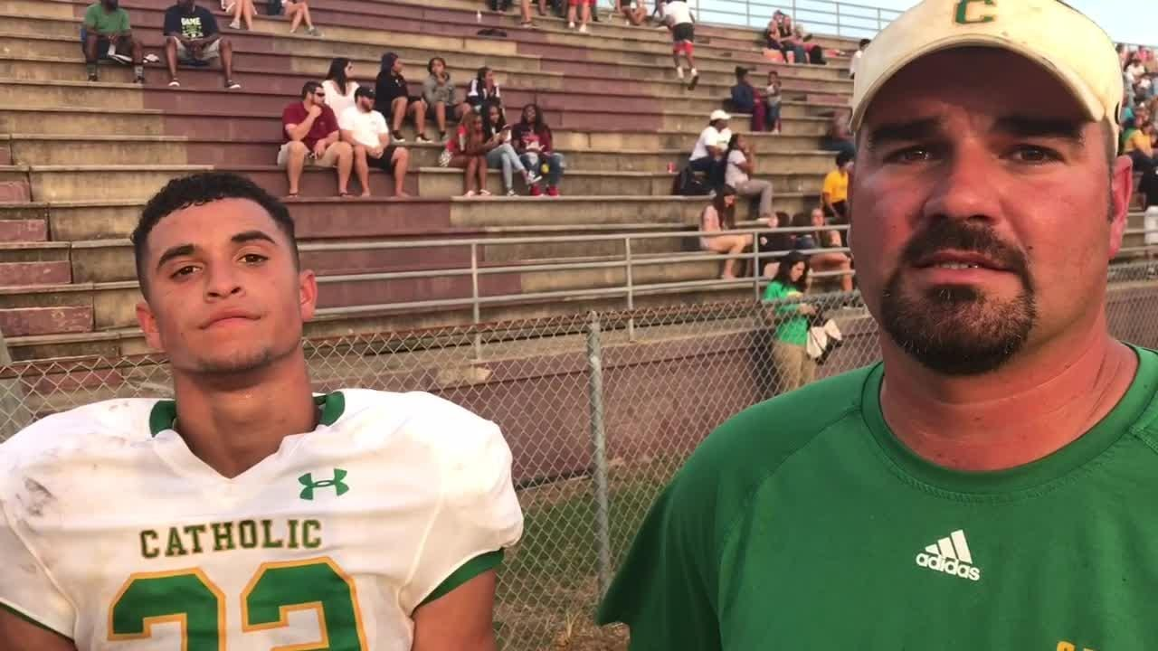 Despite finishing his junior season with no offers, Christian Murphy is up to seven offers