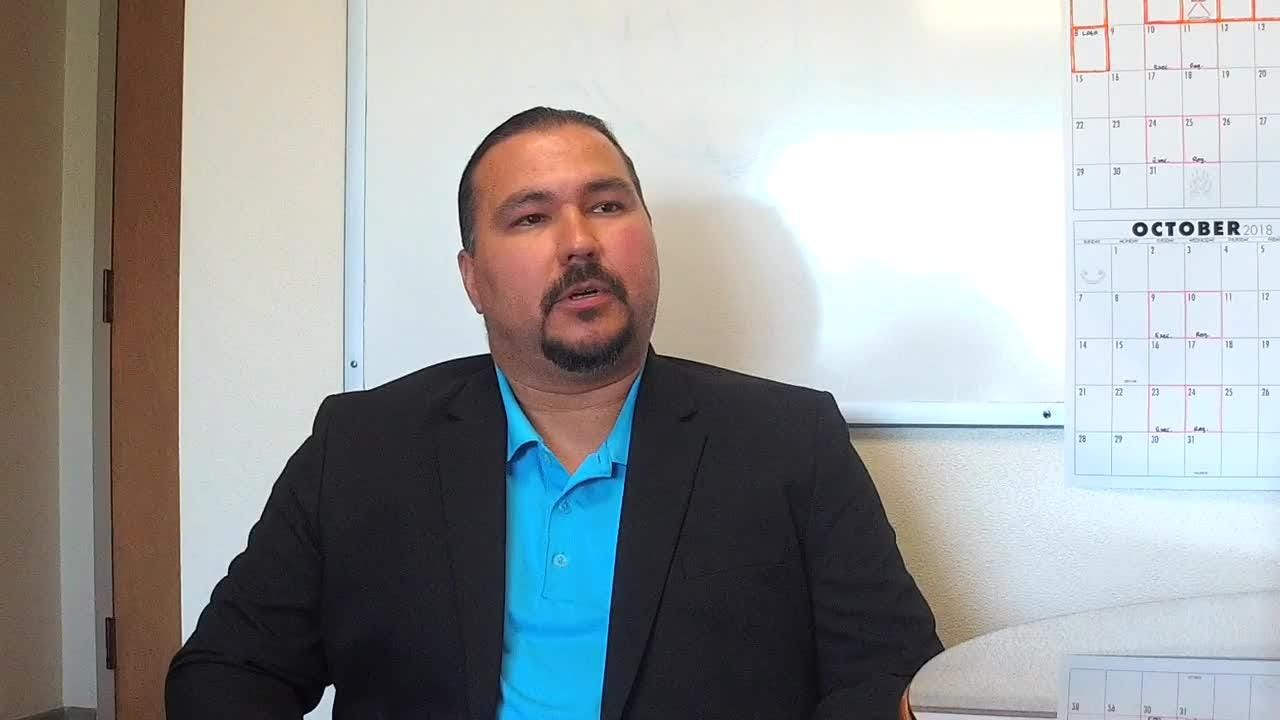 Oneida Nation Chairman Tehassi Hill talks about some of the lesser-known tribal programs that contribute to the Oneidas' $744 million economic impact.