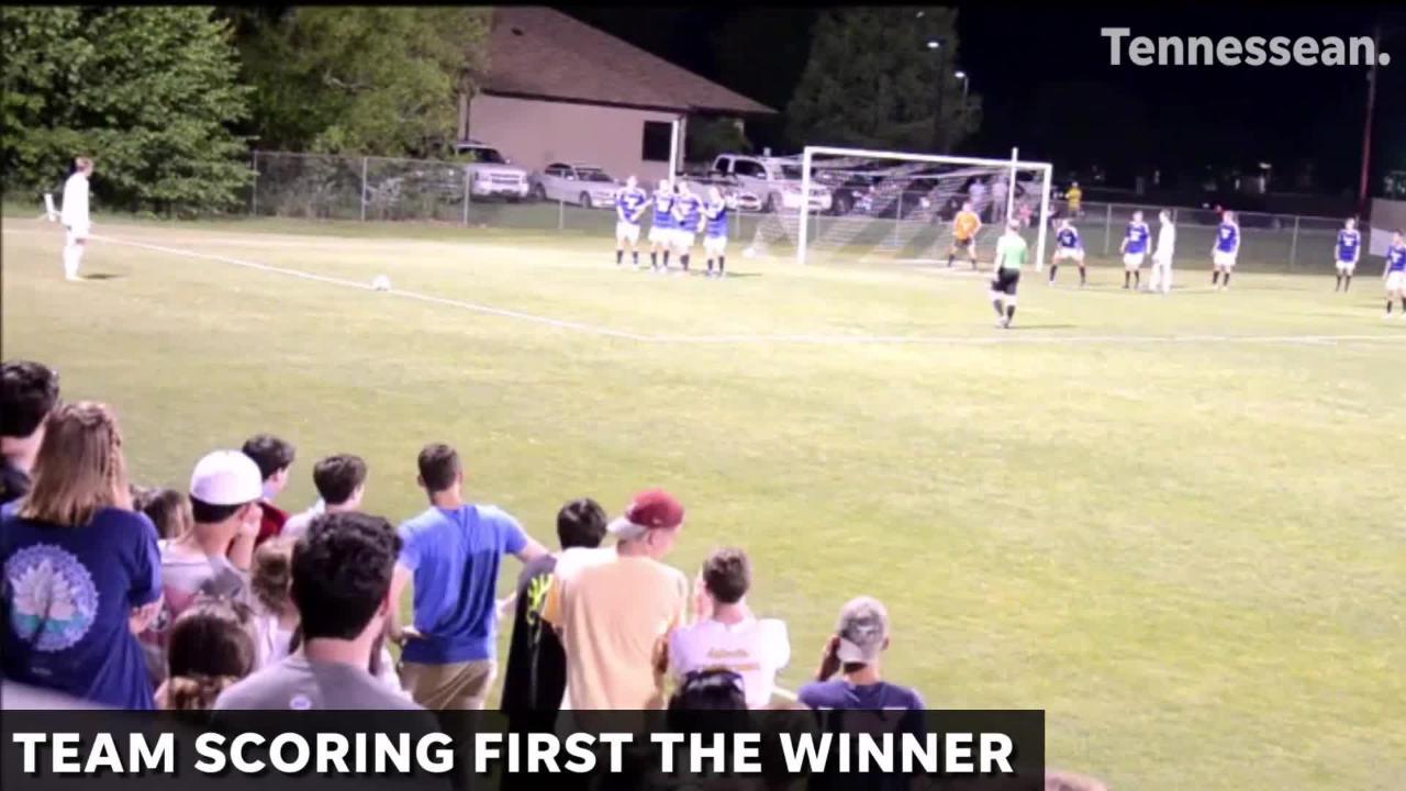 Fairview Boys Soccer hosting Region Title Game Thursday Night