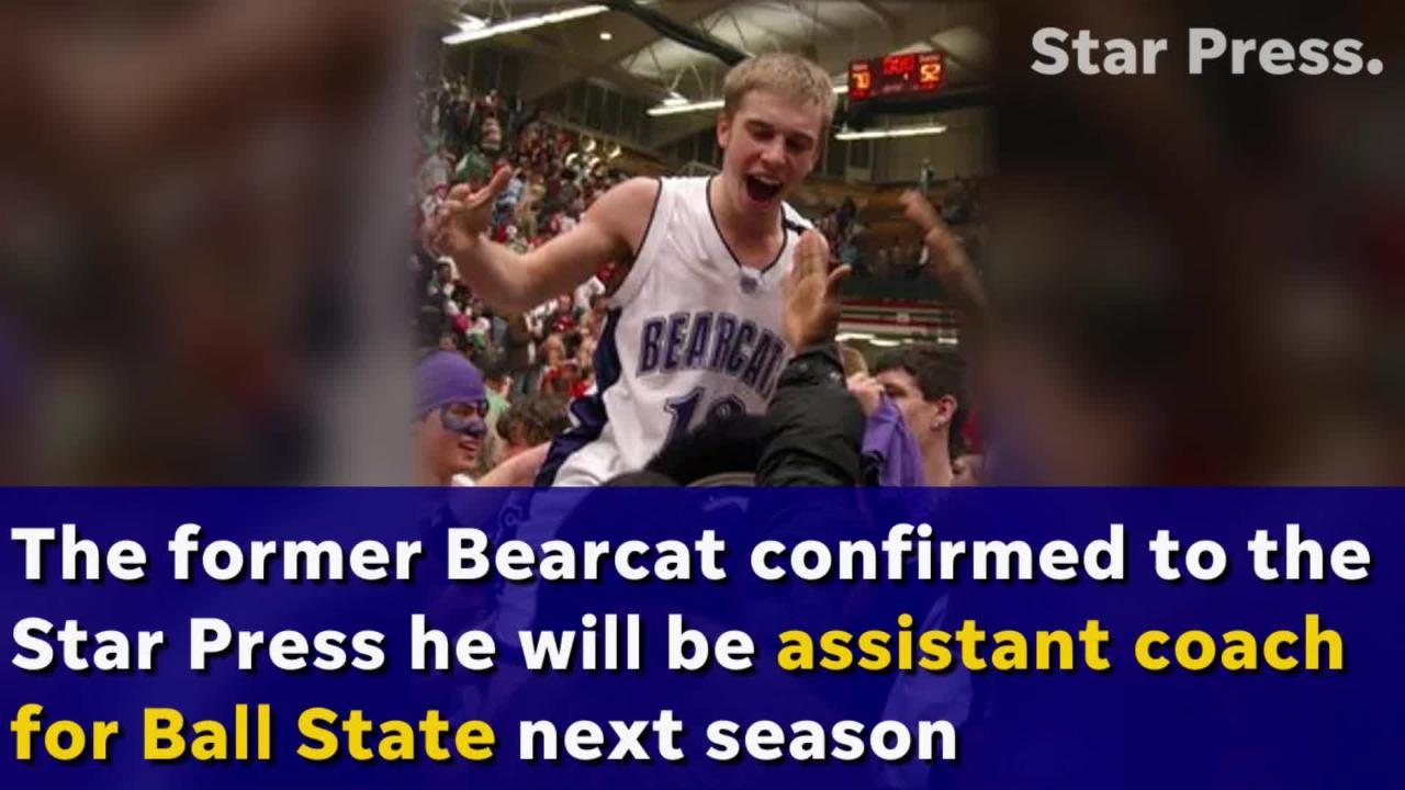You've probably heard of Ball State basketball's newest assistant coach.