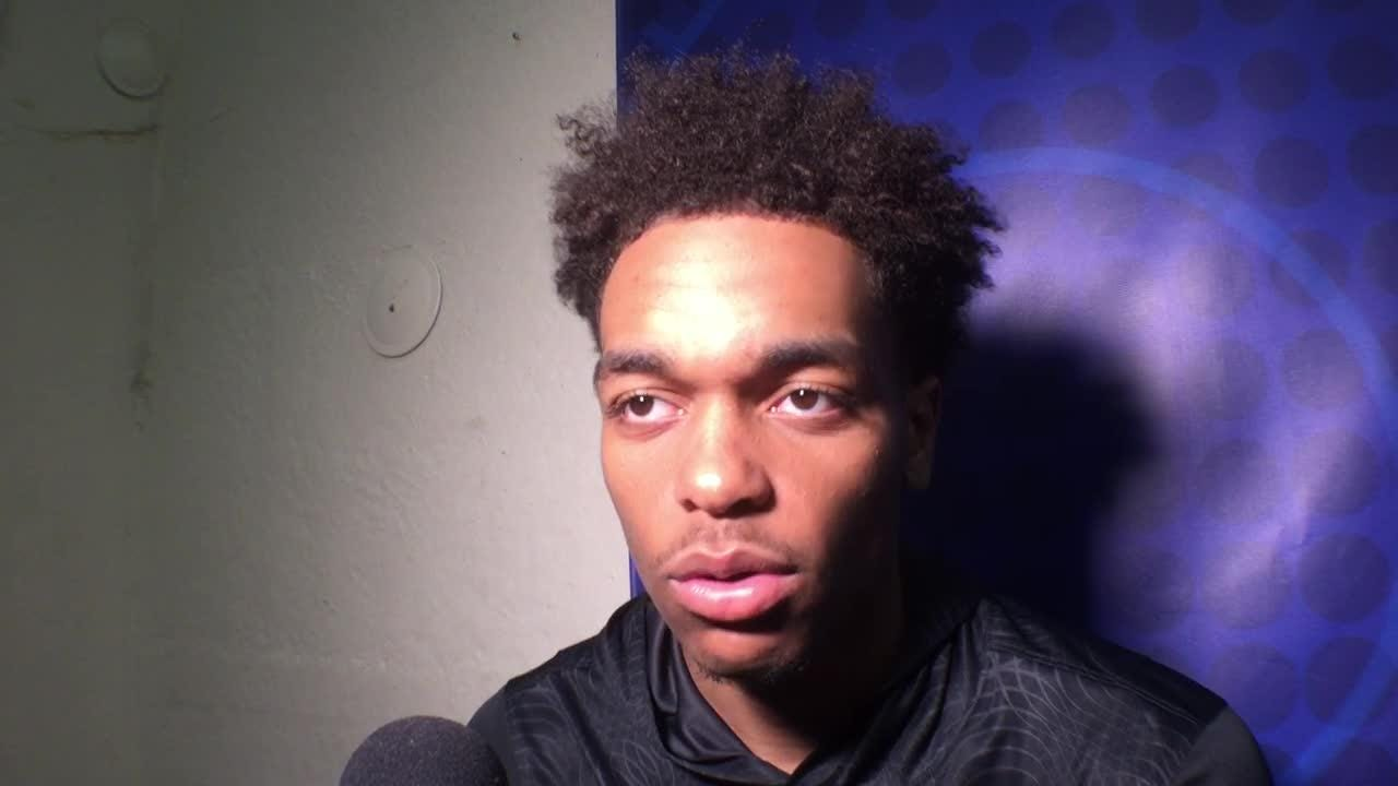 UK freshman PJ Washington explains his thinking as he decides whether to remain in NBA draft.