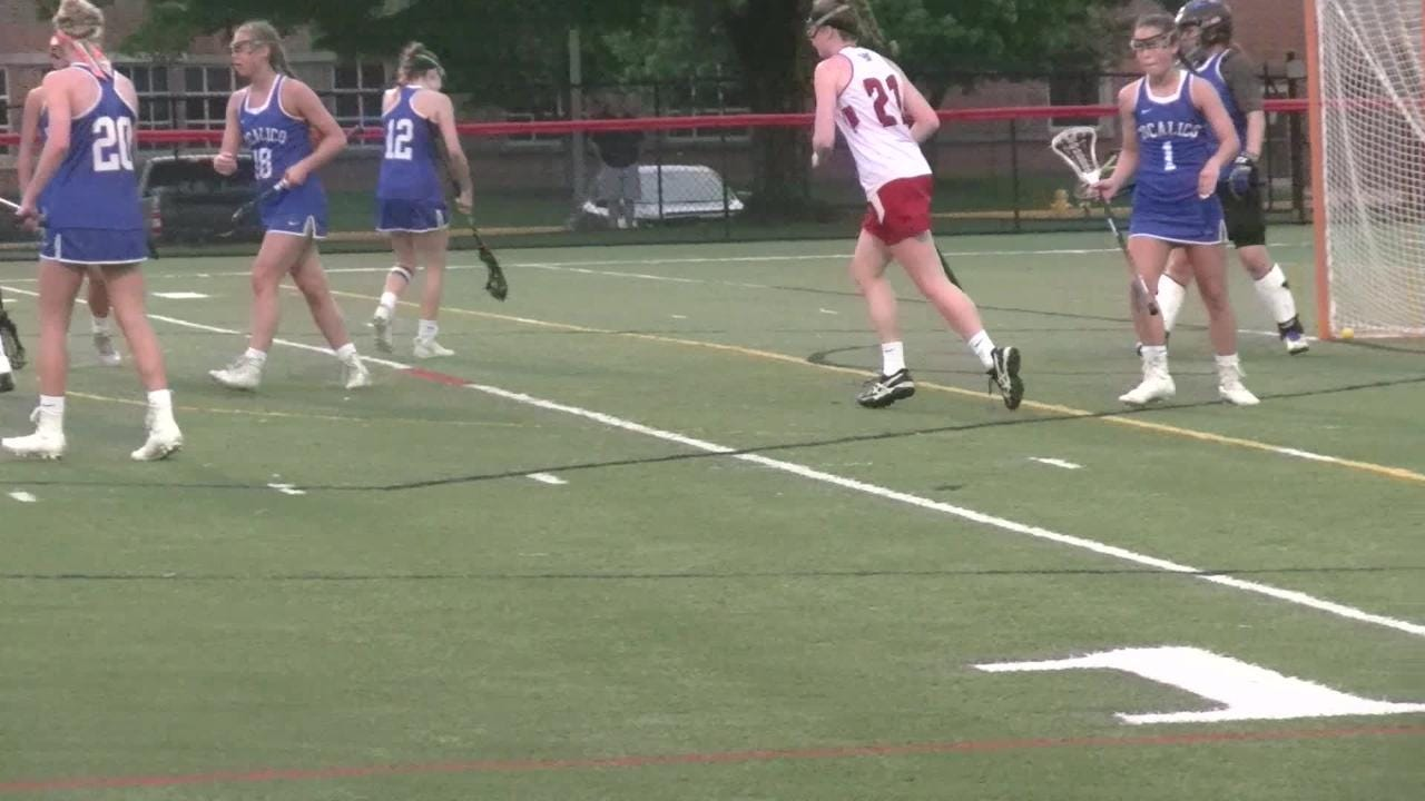 The Susquehannock girls' lacrosse team defeated Cocalico, 10-6, at home Thursday to advance to the District 3 semifinals. The Warriors won the Class 2A title last season.