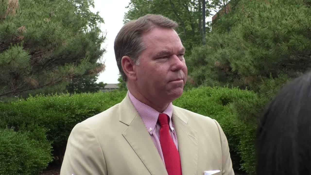 Louisville AD Vince Tyra on multimillion dollar settlement with Tom Jurich