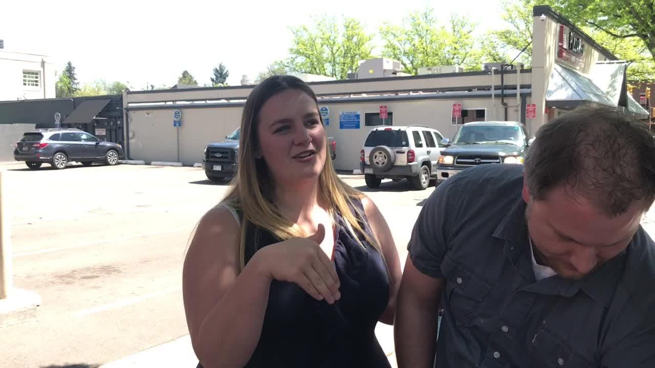 A parking lot in Old Town Fort Collins is not for all public use. Which one Windsor couple learned the hard way last year.