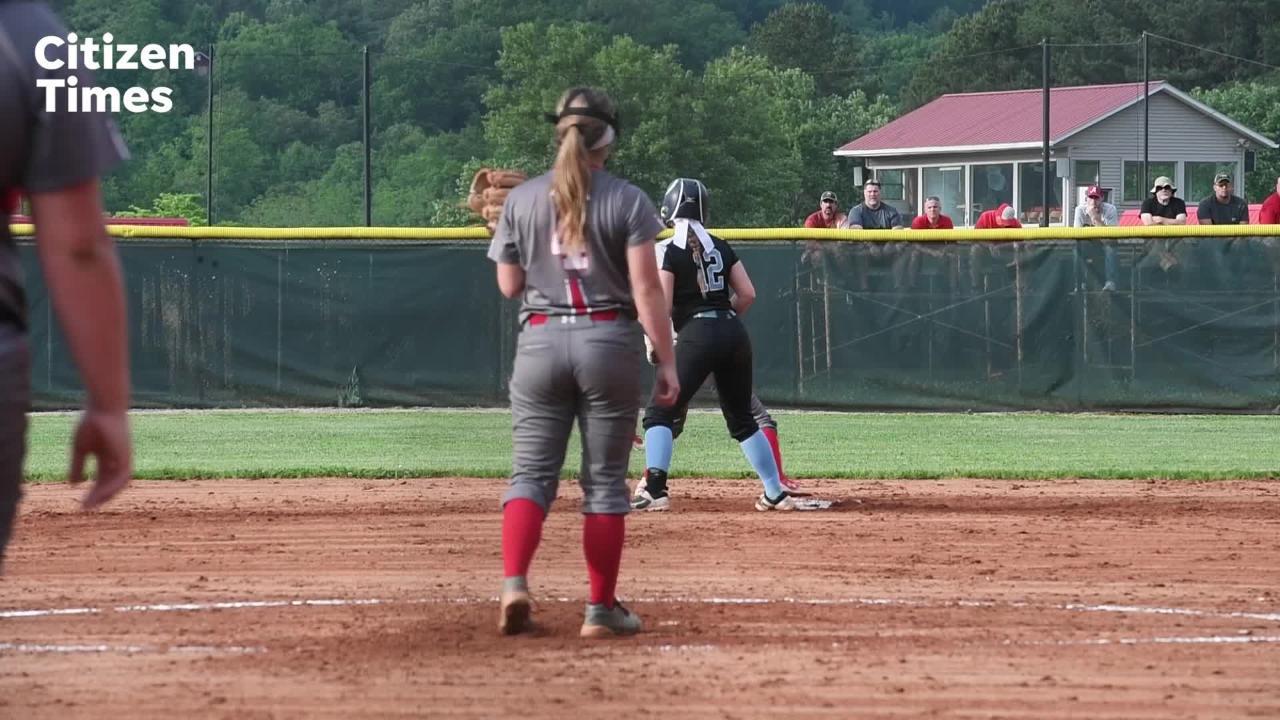 Video: Franklin softball takes on Foard