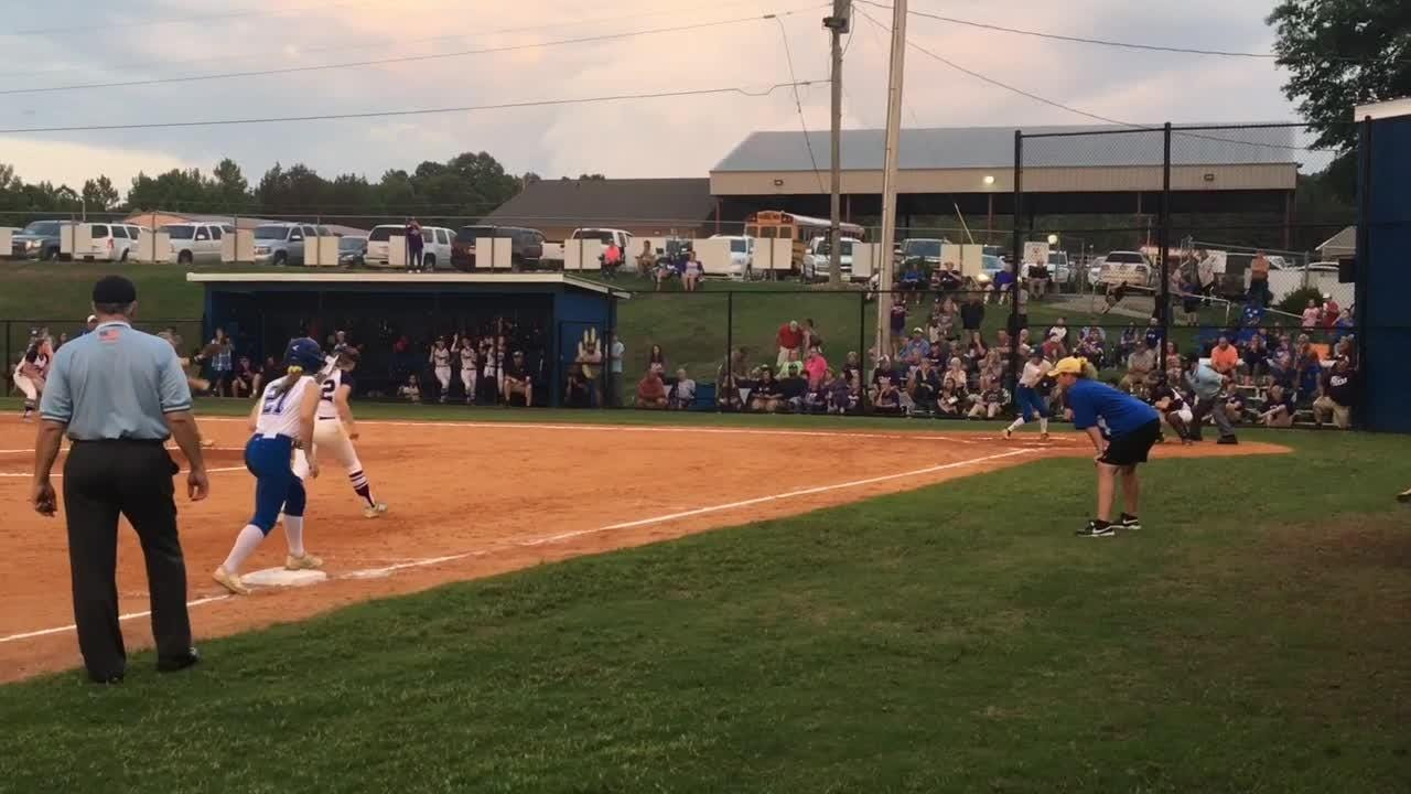 Highlights from McNairy Central's 2-1 win over Ripley in a Class AA sectional on May 18, 2018.