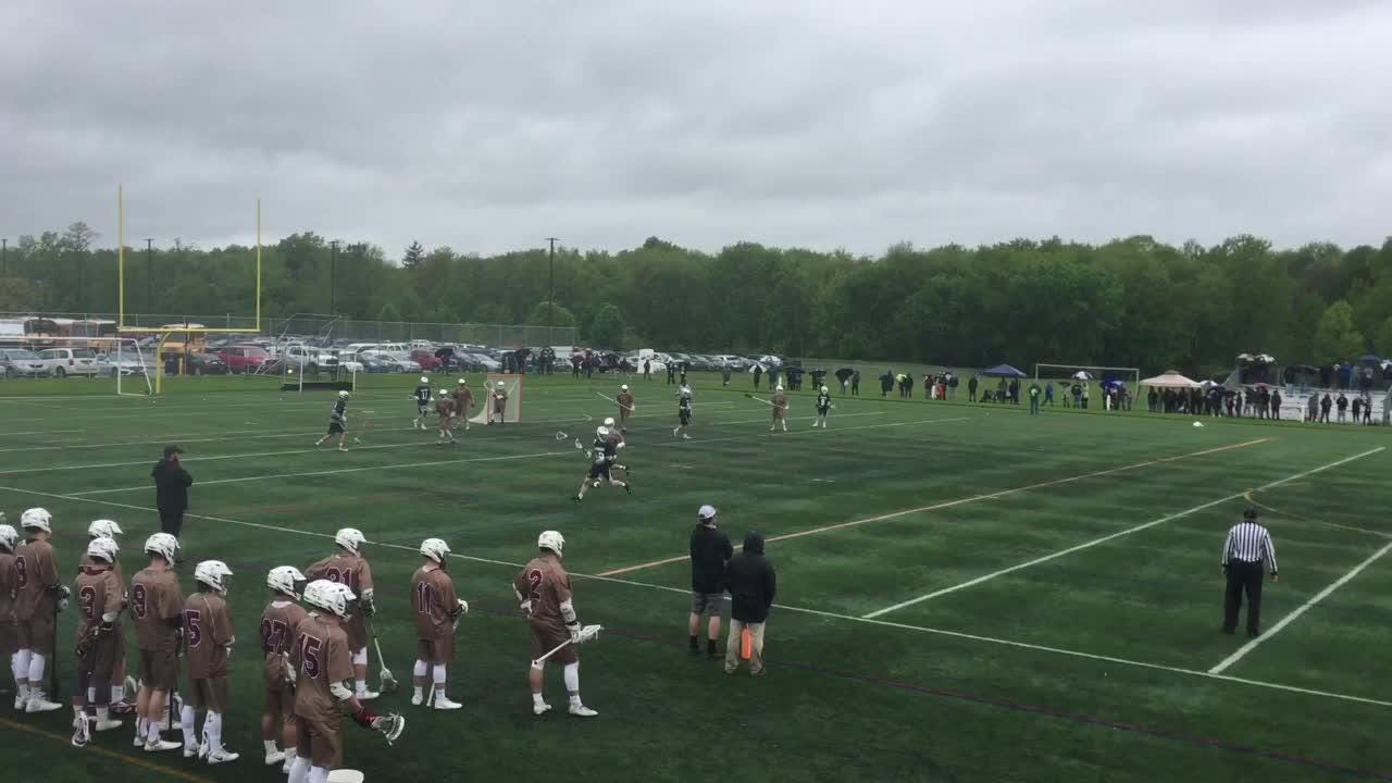 Highlights from the Section 1 Class A opening round boys lacrosse game between Arlington High School and Wappingers.