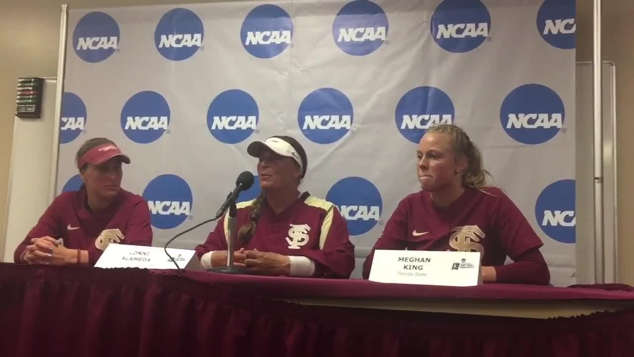 The Seminoles are into Sunday's Regional Final and will need to be beaten twice to be eliminated.